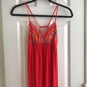 Flying Tomato Maxi Dress XS New NWT